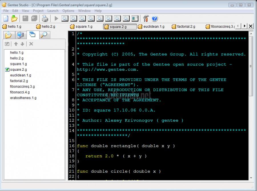 C скачать программа язык программирования