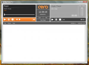Aero Playlist Player 2.0