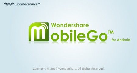 Wondershare MobileGo for Android 1.1.0