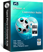 Tipard iPhone 4 Converter Suite 6.1.50