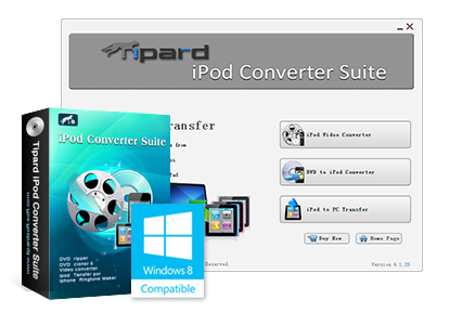 Tipard iPod Converter Suite 6.1.58
